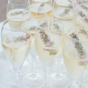 Champagne et lavande ©Luckybirdphotography