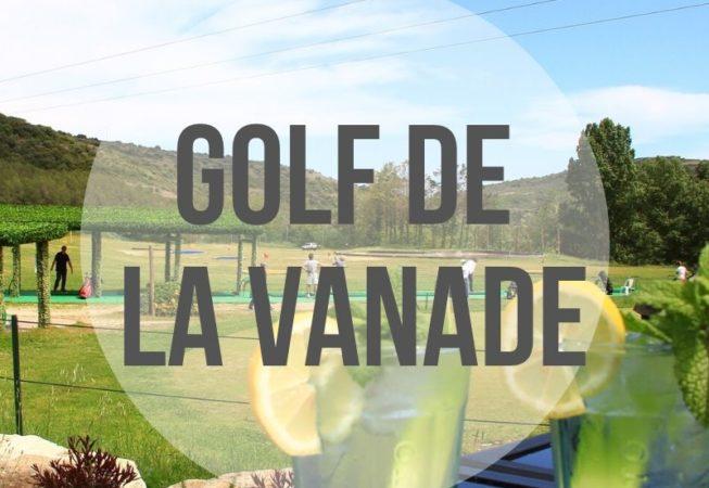 Organisation de vos réceptions au golf de la vanade à Villeneuve Loubet