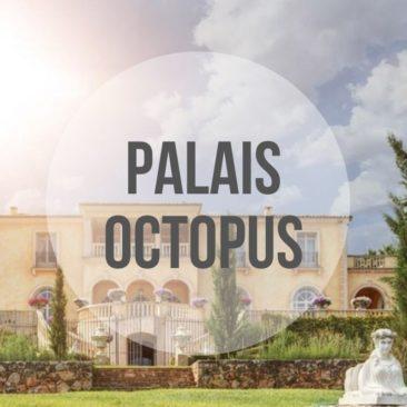 Bouche en Bouche traiteur - Palais Octopus